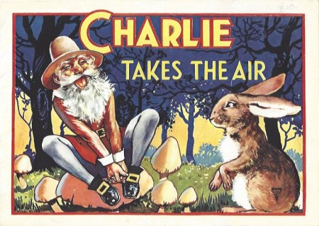 Image for Charlie Takes the Air