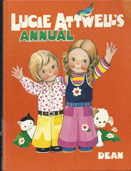 Image for Lucie Attwell's Annual 1973