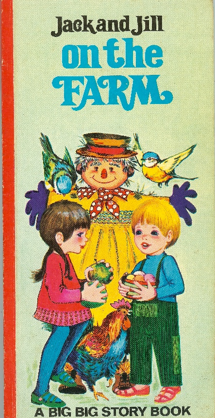 Image for Jack and Jill on the Farm