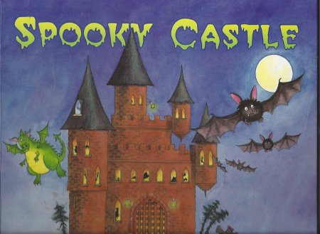 Image for Spooky Castle Pop-Up Carousel