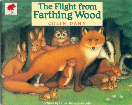 Image for The Flight from Farthing Wood