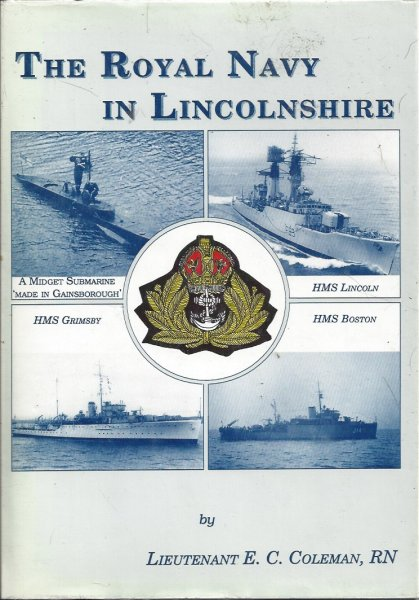 Image for The Royal Navy in Lincolnshire