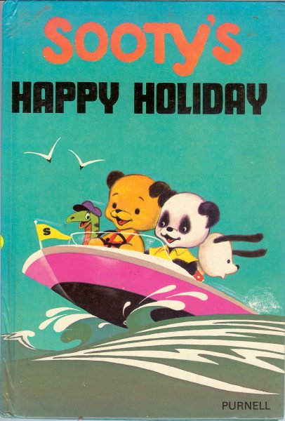 Image for Sooty's Happy Holiday