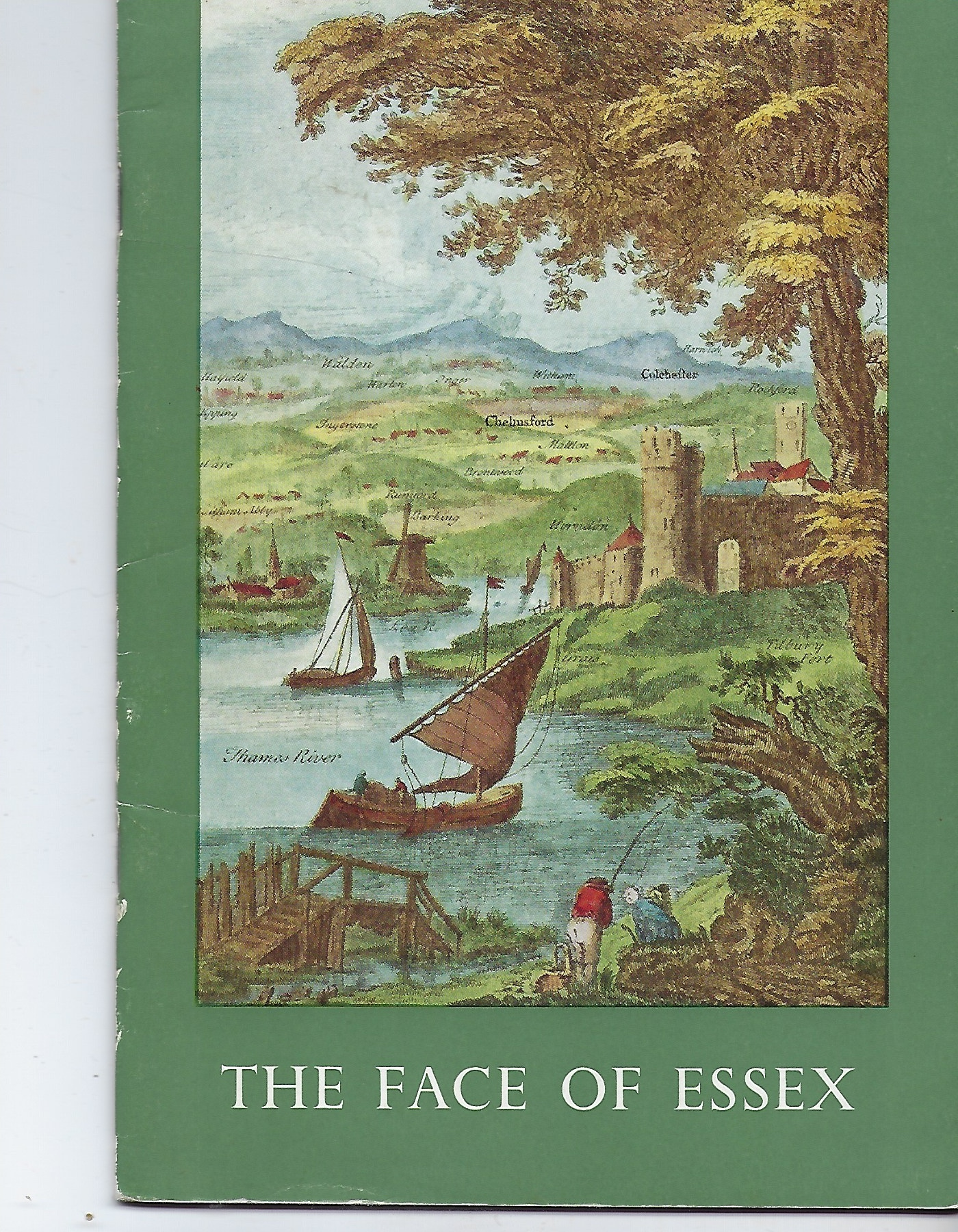 Image for The Face of Essex - Essex Record Publication No. 46 - Author Signed