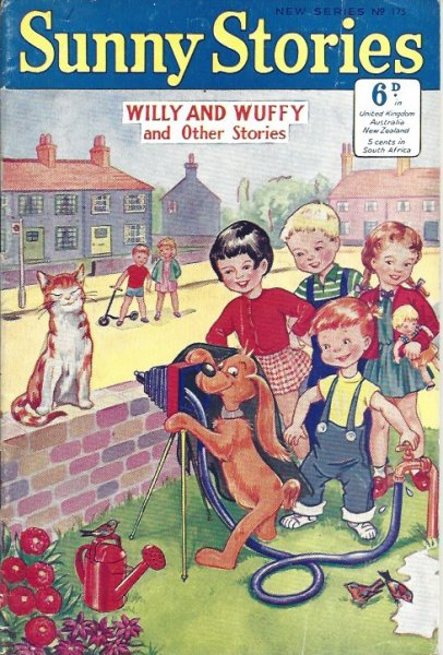 Image for Sunny Stories New Series No 175 - Willy & Wuffy and Other Stories