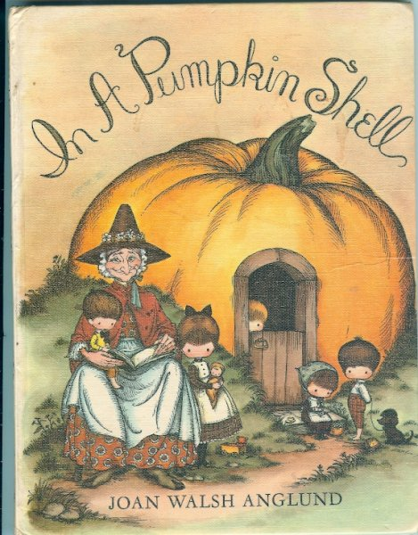 Image for A Mother Goose ABC in a Pumpkin Shell