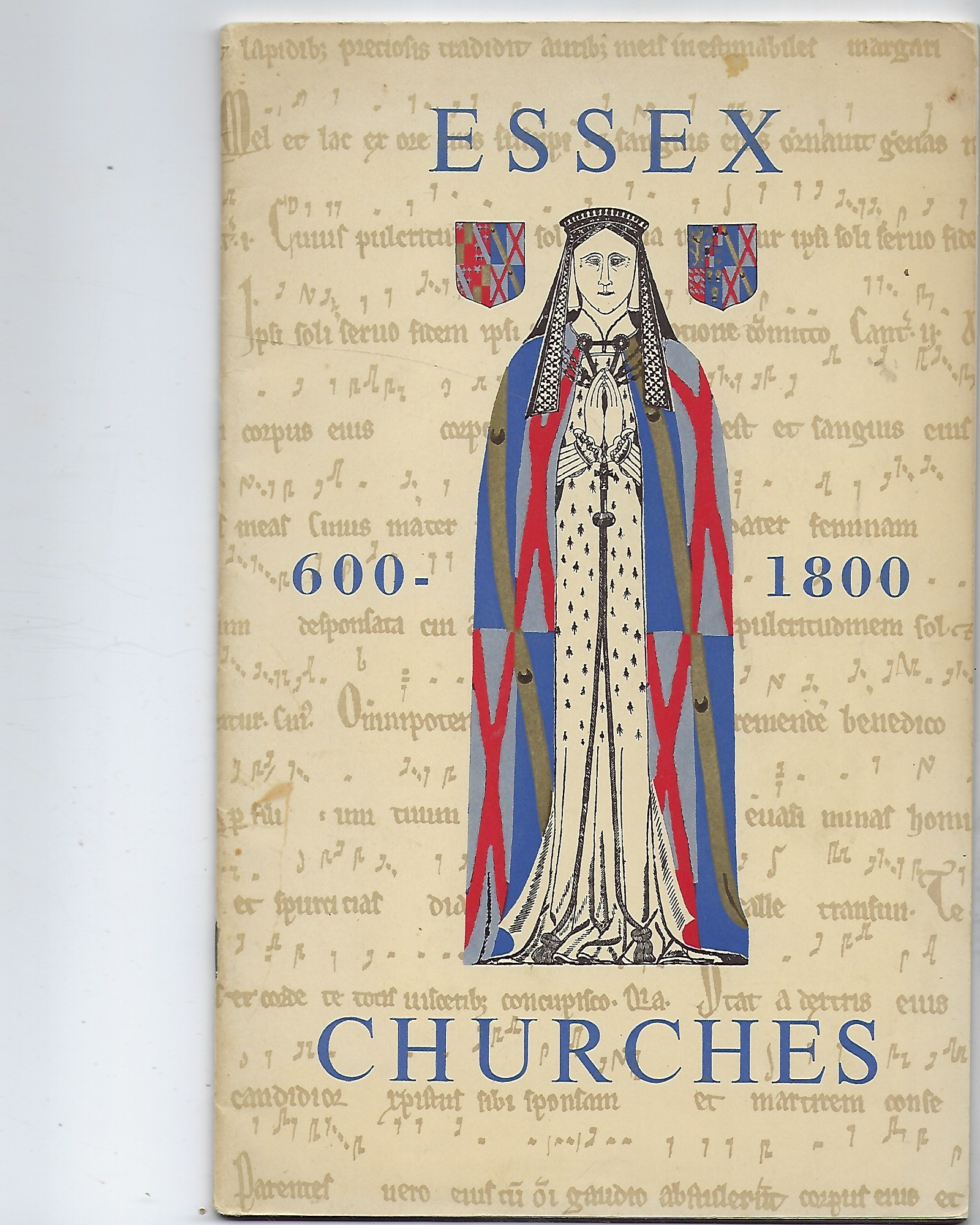 Image for Essex Churches 600 - 1800