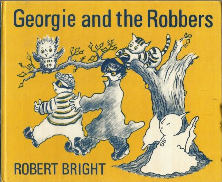 Image for Georgie and the Robbers