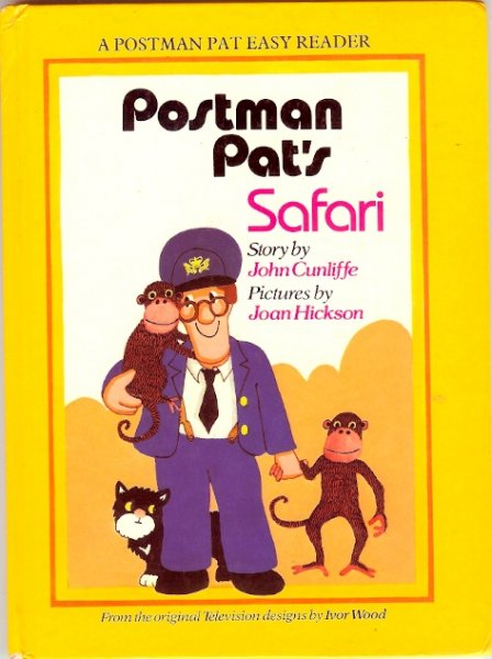 Image for Postman Pat's Safari