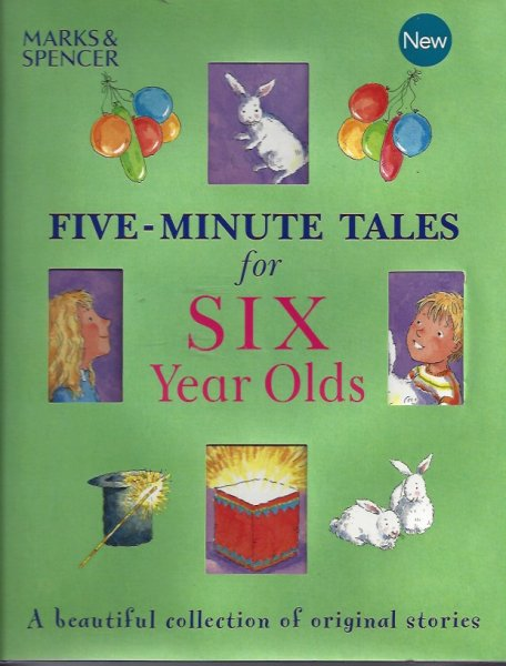 Image for Five-Minute Tales for Six Year Olds