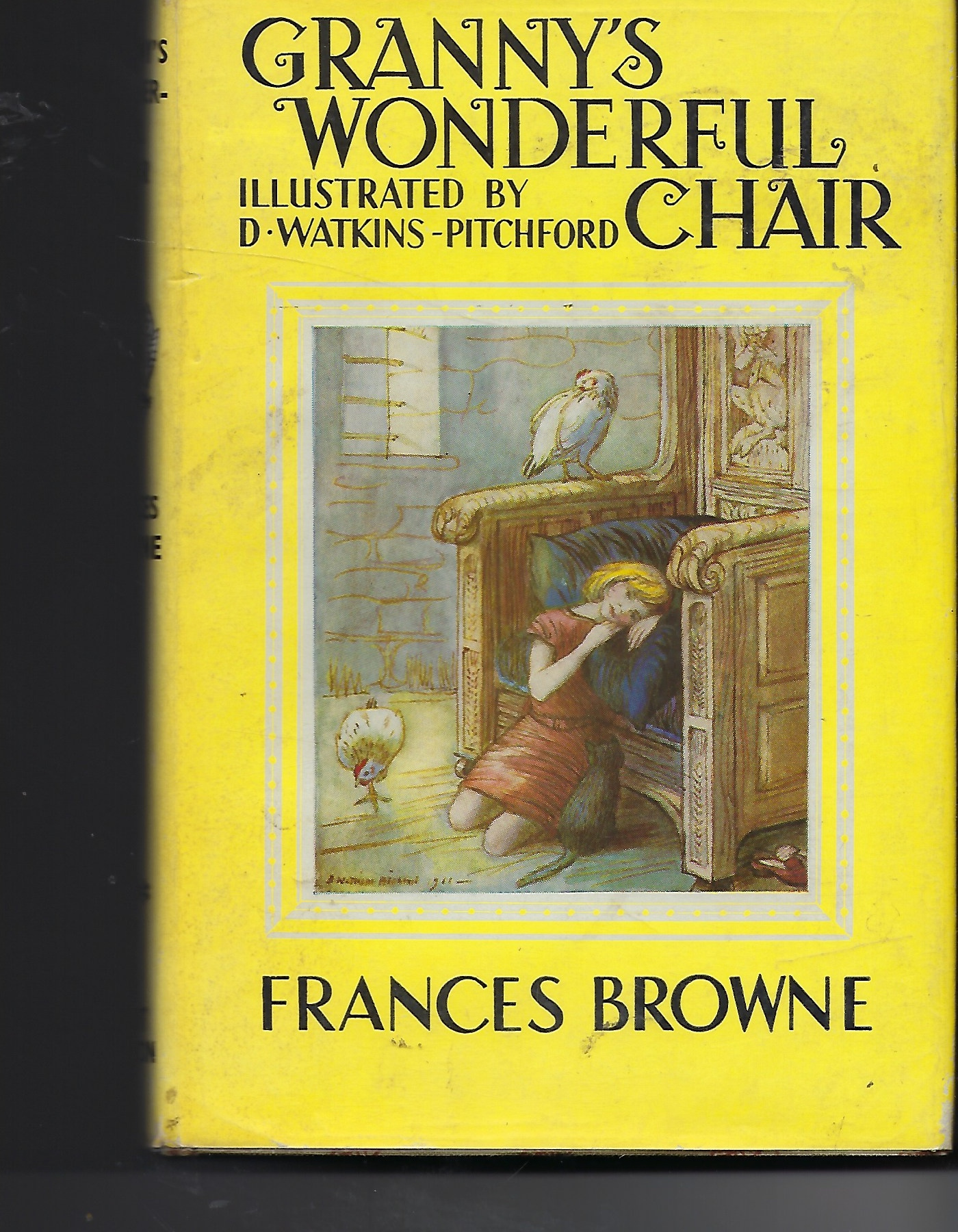 Image for Granny's Wonderful Chair
