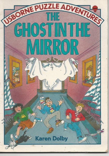 Image for The Ghost in the Mirror
