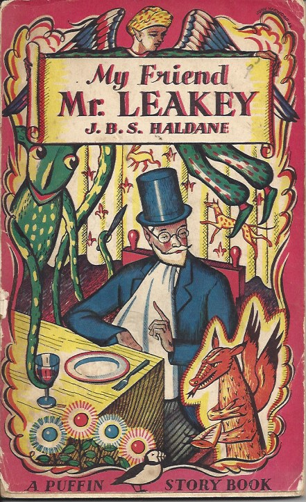 Image for My Friend Mr. Leakey