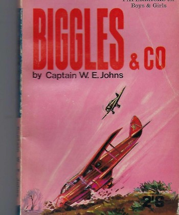 Image for Biggles & Co.
