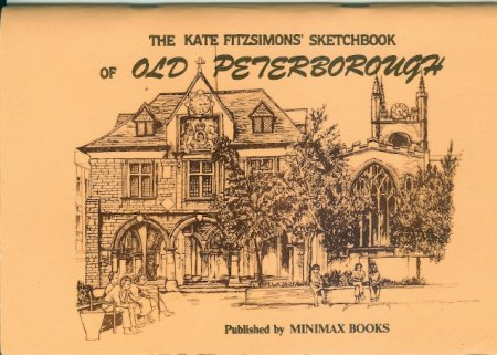 Image for Sketchbook of Old Peterborough
