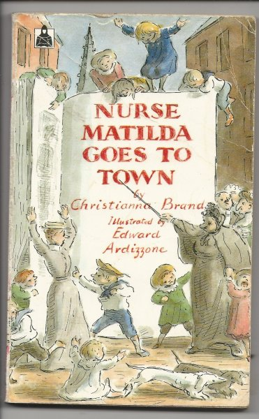 Image for Nurse Matilda Goes to Town