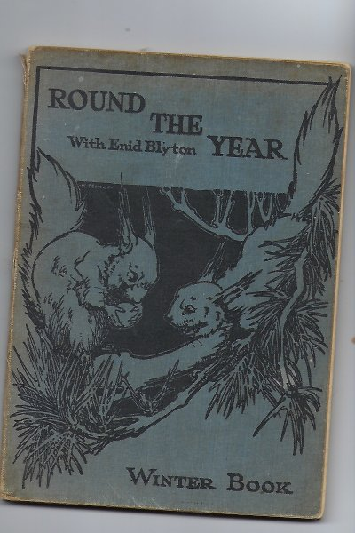 Image for Round the Year with Enid Blyton- Winter Book