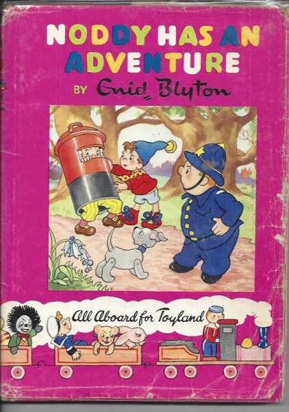 Image for Noddy Has an Adventure