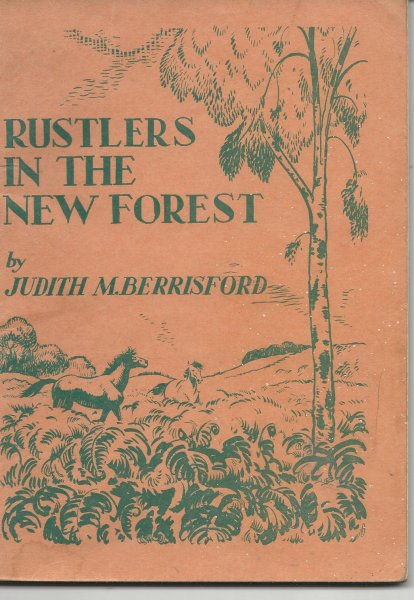 Image for Rustlers in the New Forest