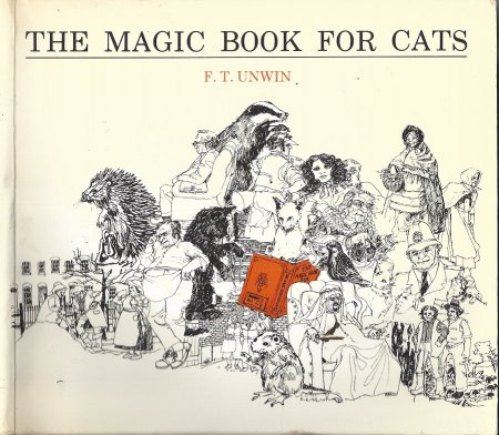 Image for The Magic Book for Cats