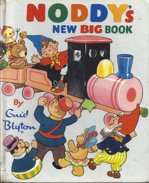 Image for Noddy's New Big Book