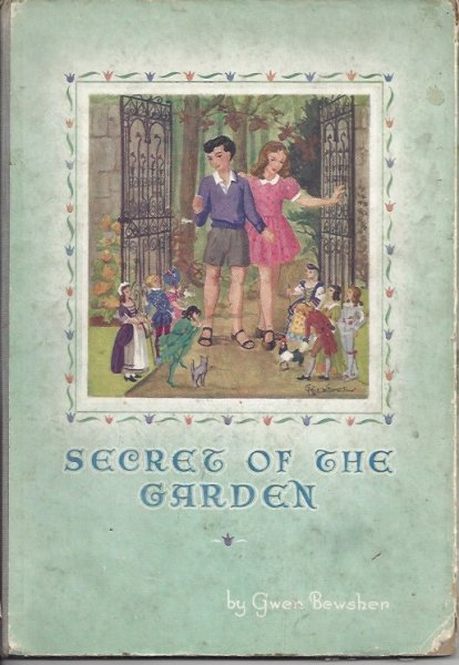 Image for Secret of the Garden and Other Tales
