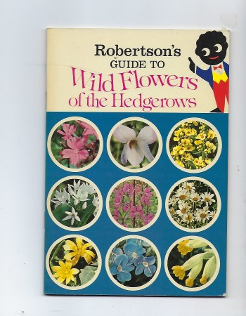 Image for Robertson's Nature Guides - Robertson's Guide to Wild Flowers of the Hedgerows