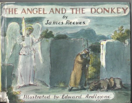 Image for The Angel and the Donkey