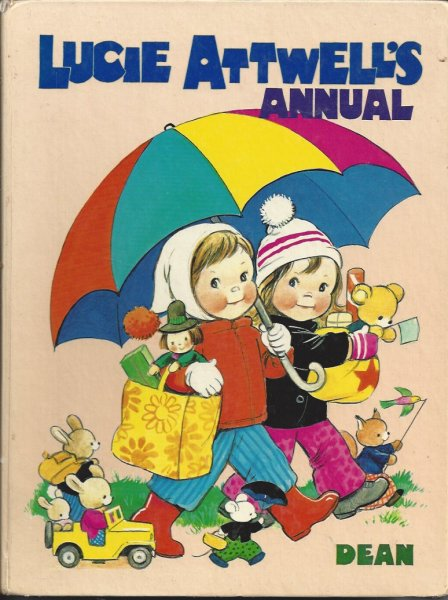 Image for Lucie Attwell's Annual 1972