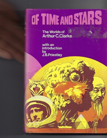 Image for Of Time and Stars: the Worlds of Arthur C. Clarke