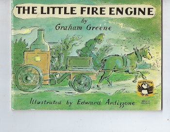 Image for The Little Fire Engine: