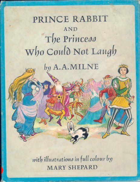 Image for Prince Rabbit and the Princess Who Could Not Laugh
