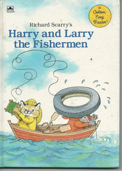 Image for Harry and Larry the Fishermen