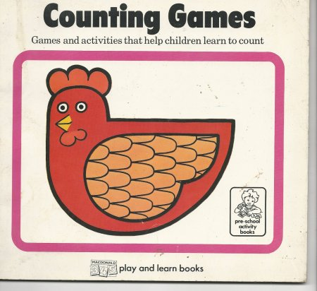 Image for Counting Games. Games and Activities That Help Children Learn to Count