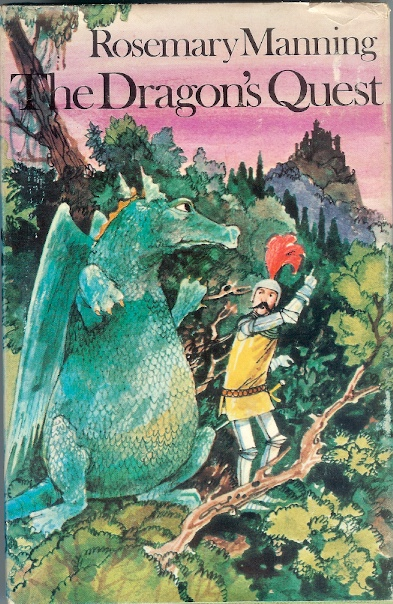 Image for The Dragon's Quest