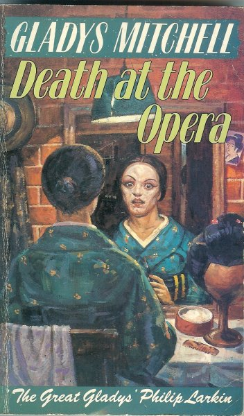Image for Death At the Opera