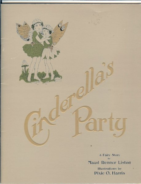 Image for Cinderella's Party - a Fairy Story