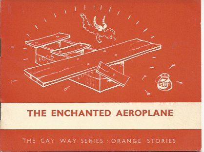Image for The Enchanted Aeroplane