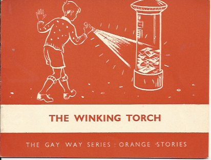 Image for The Winking Torch