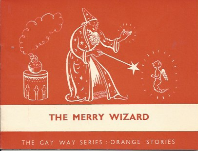 Image for The Merry Wizard