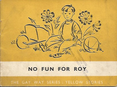 Image for No Fun for Roy