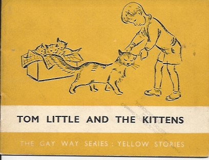 Image for Tom Little and the Kittens