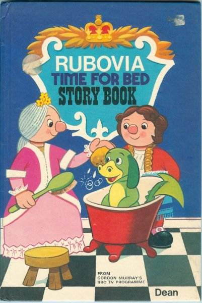 Image for Rubovia - Time for Bed Story Book