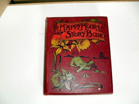 Image for Happy Hours Story Book - with about 200 Illustrations on Wood