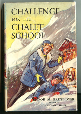 Image for Challenge for the Chalet School