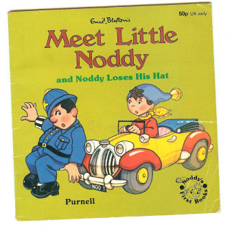 Image for Meet Little Noddy and Noddy Loses His Hat - 'Noddy's First Books'