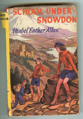 Image for School under Snowdon