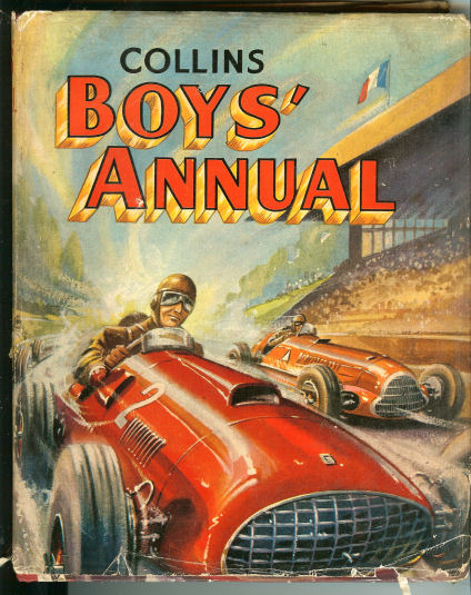Image for Collins Boys' Annual 1956