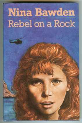 Image for Rebel on a Rock