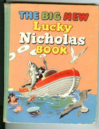 Image for The Big New Lucky Nicholas Book